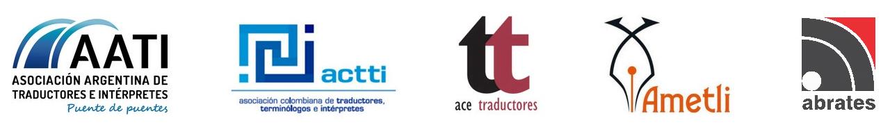 Logos miembros ALITRAL